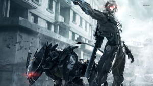 Metal Gear Rising - Reveng